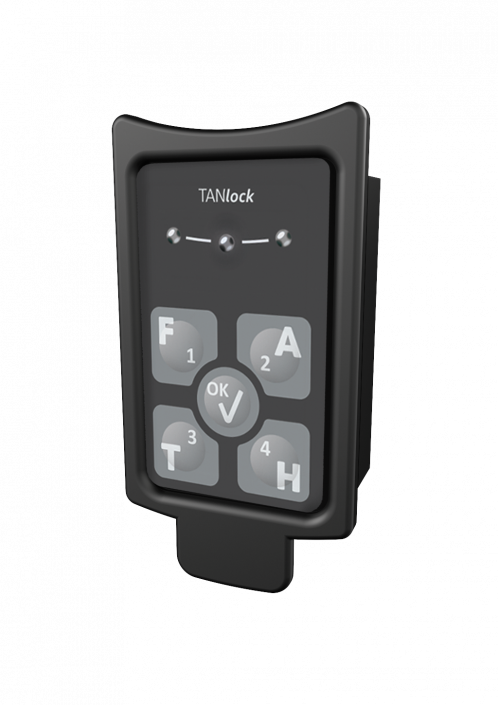 TANlock Modul Tastatur