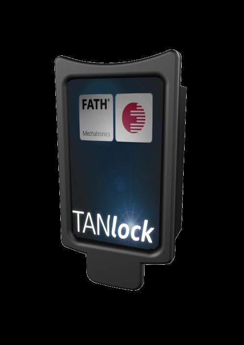 TANlock Modul Touchscreen